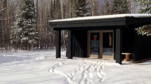 Sax-Zim Bog Welcome Center